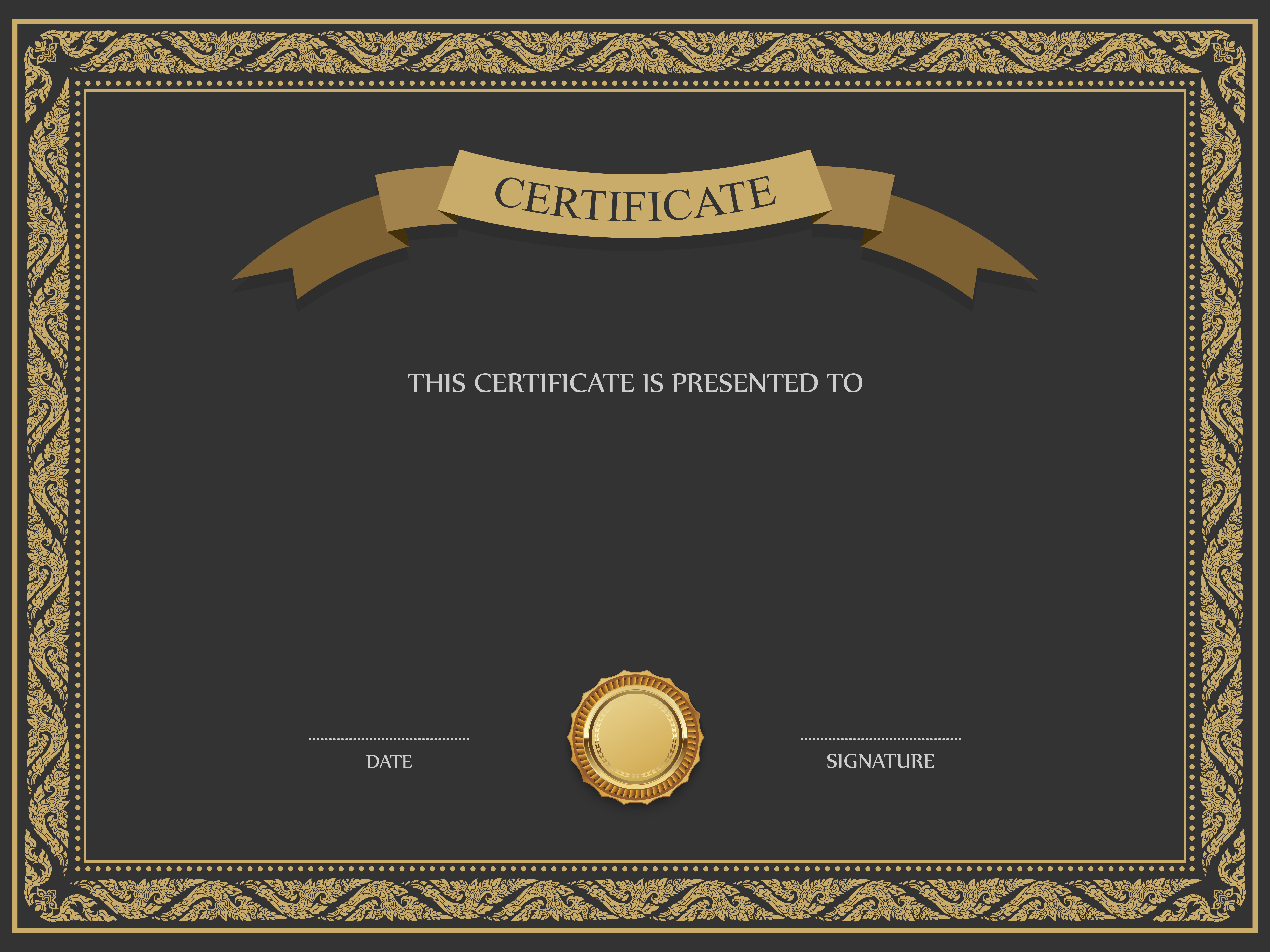 Free Promotion Certificate Templates . printable-birthday ...